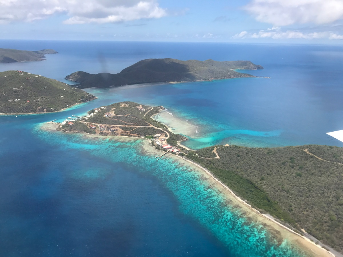 Nature's little secret – The British Virgin Islands