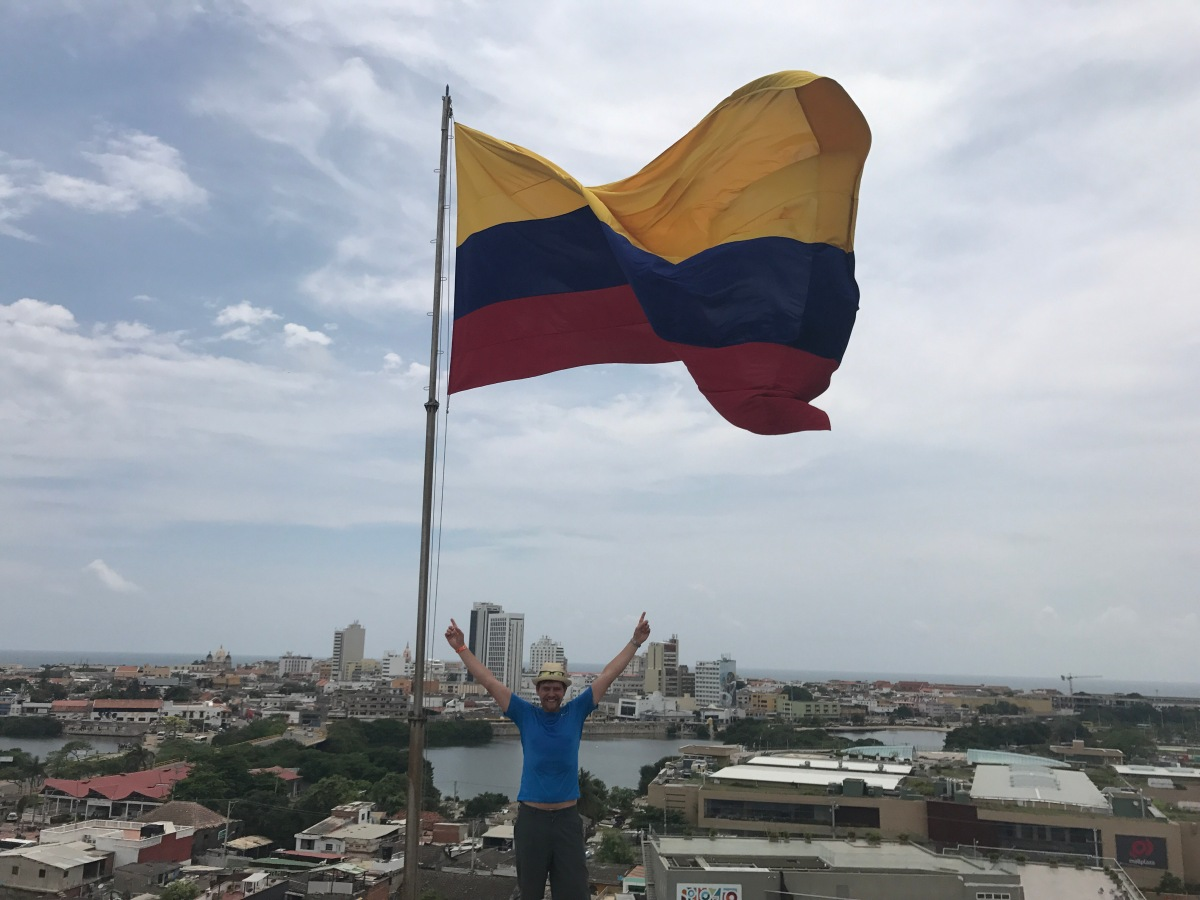 Colombia Teil 1