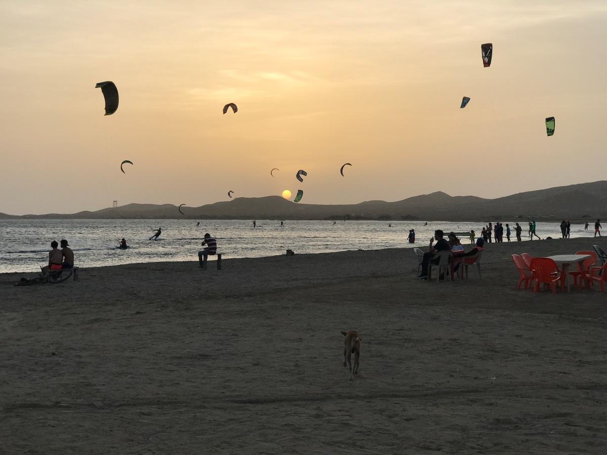 Colombia Teil 2 – Kiten in Cabo de laVela