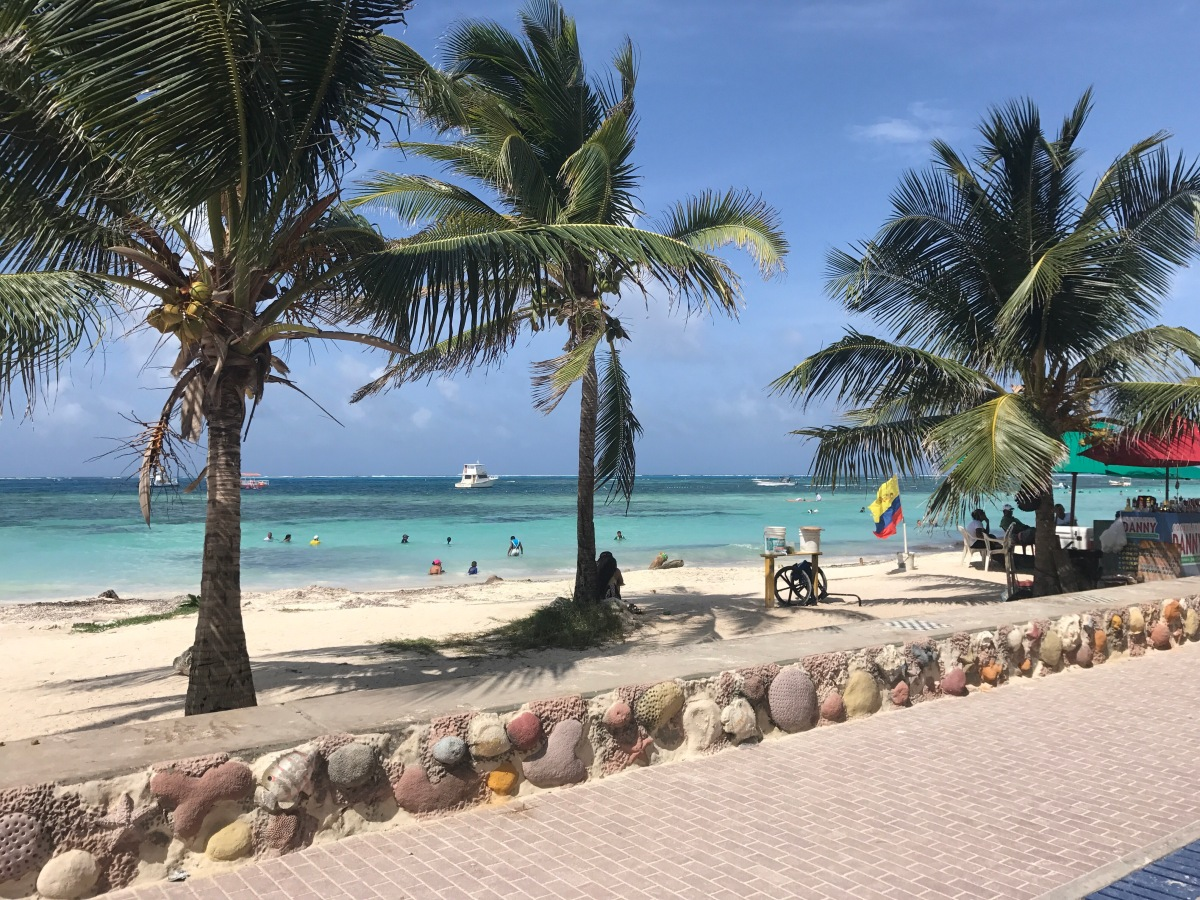 Colombia Teil 4 – Sprachschule und San Andres